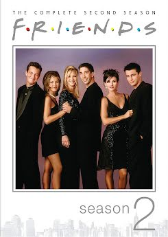 Friends - 2ª Temporada (1995 - 1996)