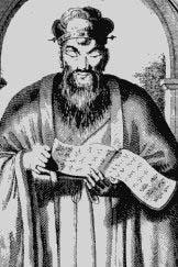 Confucius 3, Confucius
