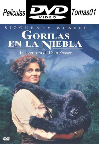 Gorilas en la Niebla (1988) DVDRip