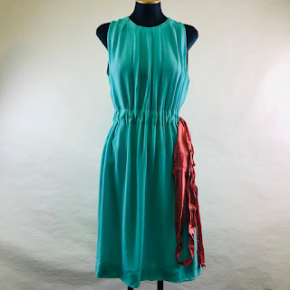 Kate Spade Aqua Dress