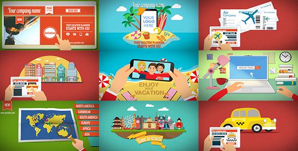 Travel Deals And Discounts (Commercials)