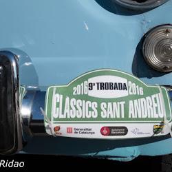 2017- 9a Trobada Classics de Sant Andreu, Barcelona