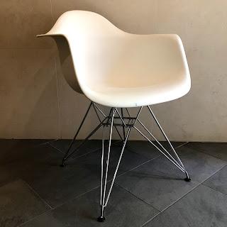 Herman Miller + Eames Molded Plastic Chair