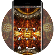 theme htc one abstract art wallpaper APK