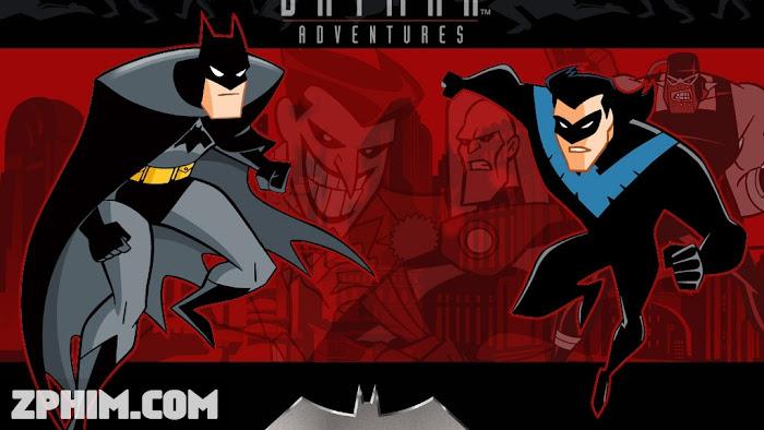 Ảnh trong phim Cuộc Phiêu Lưu Mới Của Batman - The New Batman Adventures 1