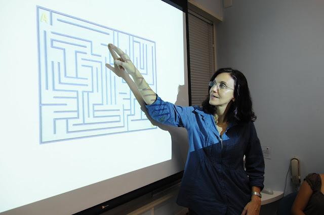 Sala de aula - Oficina da Memoria Dra. Tania Guerreiro
