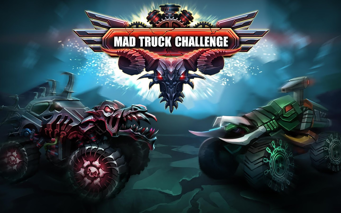 Mad Truck Challenge Racing- screenshot