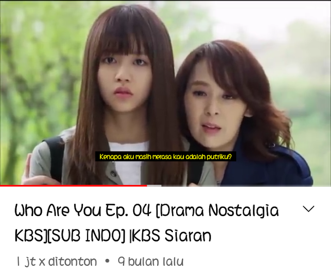 Kenapa Saya Nonton 한국드라마