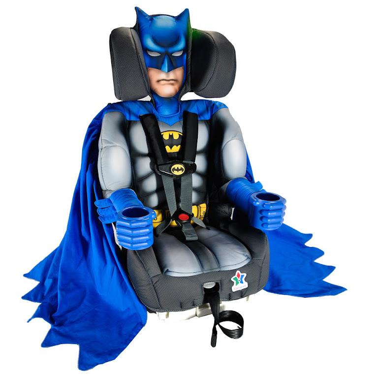 *兒童救星!:蝙蝠俠安全座椅時時刻刻保護你! 1