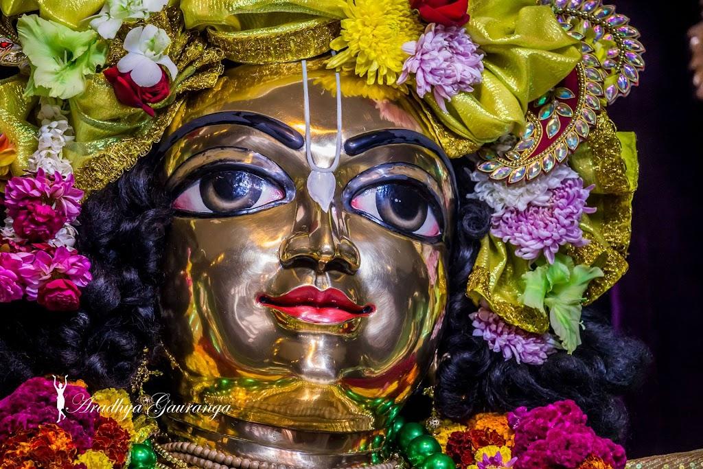 ISKCON Mayapur Deity Darshan 14 Jan 2017 (26)