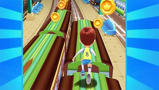 صب واي الجديدة Subway Tom Run