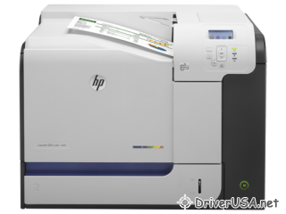 Driver HP LaserJet Enterprise 500 color Printer M551n – Download & install guide