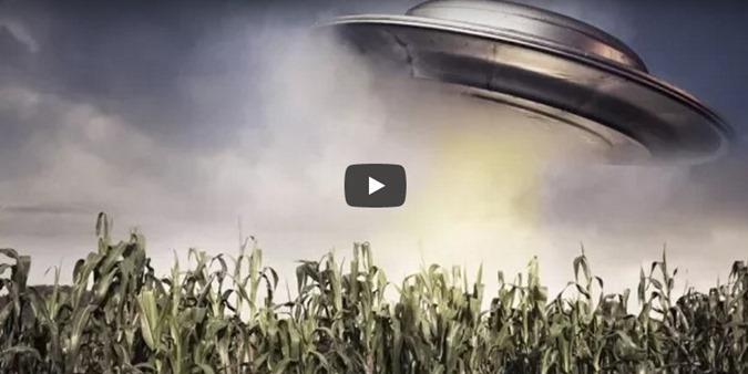 UFO OVNI entra em suposto portal no Mexico, sera real