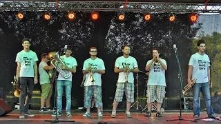 7/1. Maniac Brass Band - Bárdudvarnok 2015 video