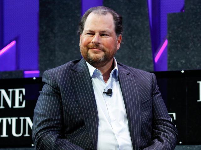 Marc Benioff - Người sáng lập, Chủ tịch và Giám đốc điều hành Salesforce