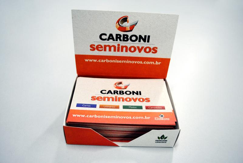 Conheça 'Propaganda Consciente' e 'Hábito Legal': Ações sustentáveis da Carboni propaganda consciente grupo carboni