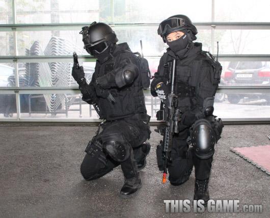 Soi cosplay Counter Strike Online tại Hàn Quốc