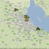 Localisation des photos autour de Buenos Aires