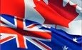 Australia Canada Shipping