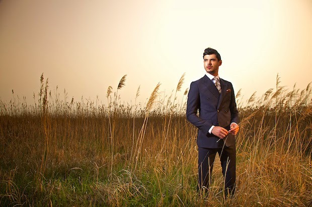 Mens Suit (Outside Men Photography)