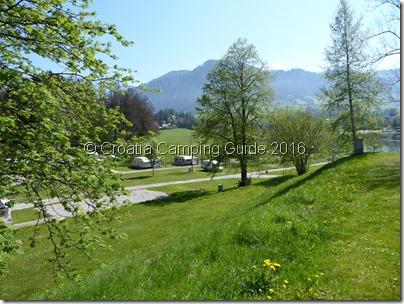 Croatia Camping Guide - Campsite Putterersee