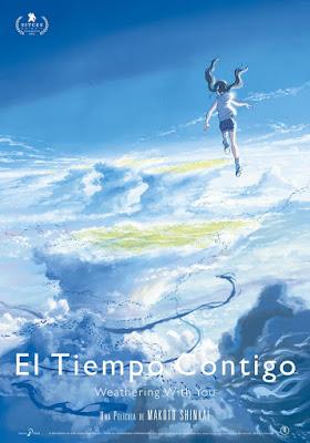 El tiempo contigo (Weathering with you)