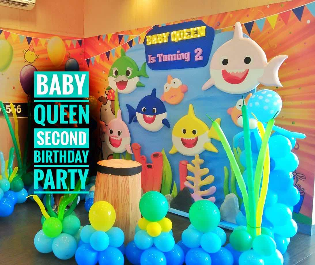 baby shark party