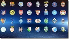Sorteggi Champions League 2016/2017