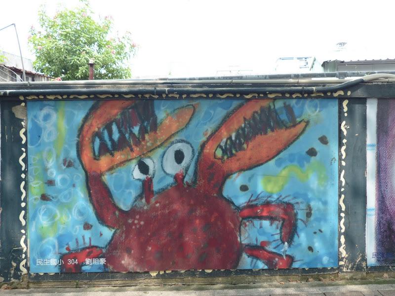 Taipei. Modélisme davions et Street art - P1250779.JPG