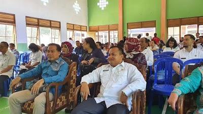 Kawal Aspirasi, Anggota DPRD Kapuas Hadiri Musrenbang
