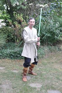 Tenue inspiré d'Obi-Wan Kenobi, sans accessoires