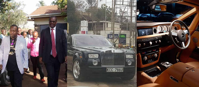 Lifestyle Audit: Evans Kidero Networth and list of properties he owns