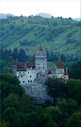 Castillo de Bran - Bran (Transilvania)
