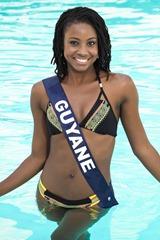 2018 Miss Guyane