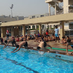 INTER HOUSE SWIMMING COMPETITION FOR WIS PAWAN BAUG (SECONDARY SECTION)