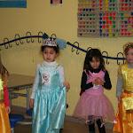 ridders en prinsessen in K5