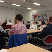 Design Thinking MasterClass, Session 2 at Medtronic, Mar 2016