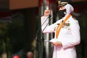 Peringati HUT RI ke-75, Walikota Tangerang Selatan Ajak Warga Optimis Hadapi Covid-19