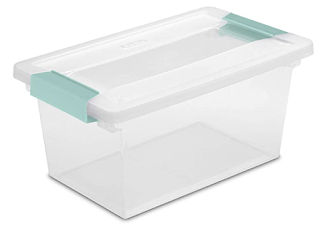 classroom storage containers