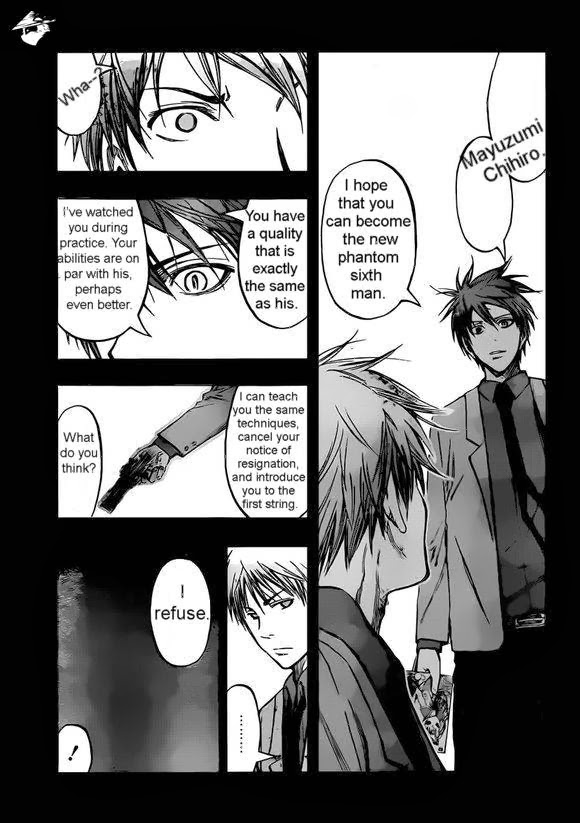 Kuroko no Basket Manga Chapter 239 - Image 05