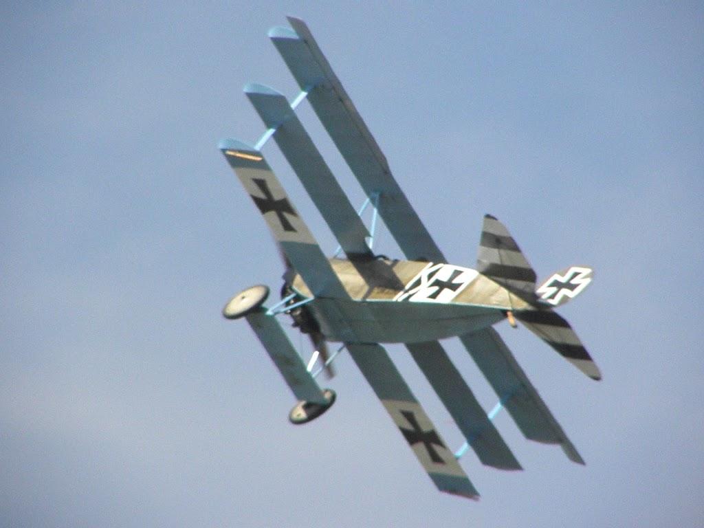 Fokker Dr1 Triplane14688108394_30b85a968e_o