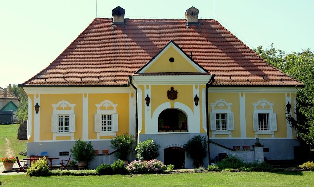Káldy kastély Legénden