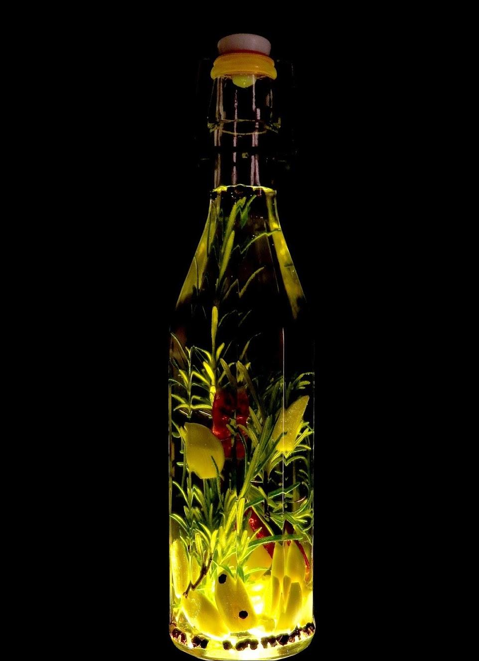 macération huileuse plantes i'désir