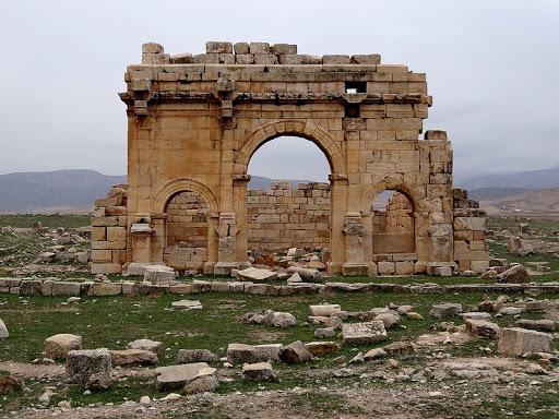 Timgad-algeria-10