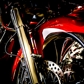 Big Wheel AZ by Anthony Balzarini - Transportation Motorcycles ( #motorcycle, #bikerlife, #davidson, #bagger, #harley, #wheel, #photography, #big, #bikeporn,  )