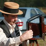 Photographe à l'ancienne