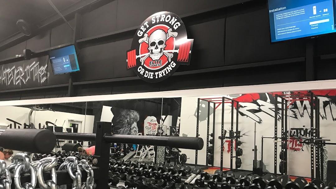 Elite Fitness - Gym in La Porte