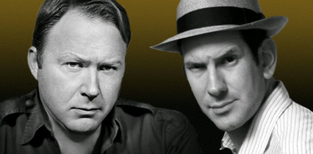 Alex Jones and Matt Drudge