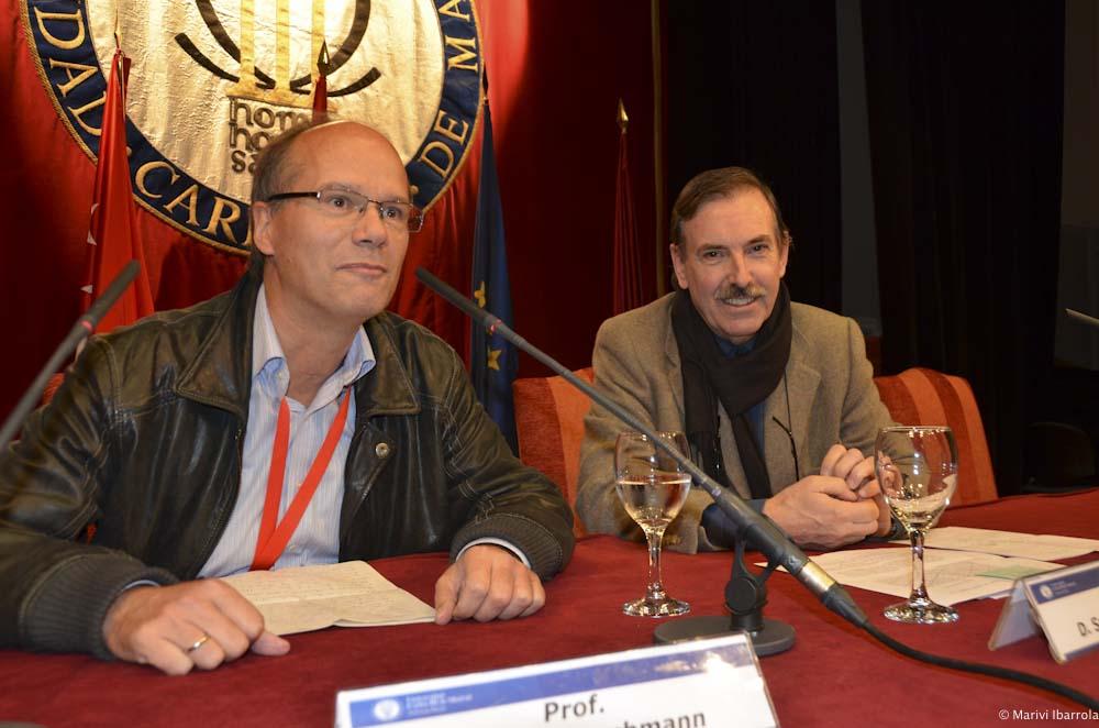 Conferencia del Dr. Santos Zuzunegui.