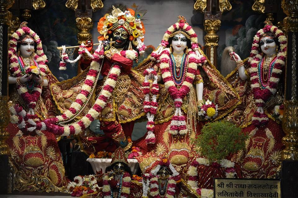 ISKCON Ujjain Deity Darshan 03 Jan 2017 (1)